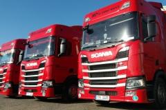 H+P Autodemont s.r.o. kamionová přeprava Scania (1)