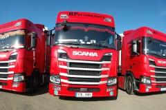H+P Autodemont s.r.o. kamionová přeprava Scania (2)