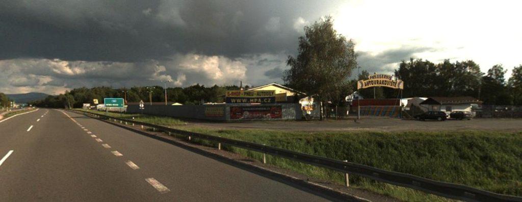 Autovrakoviště Ostrava - Frýdek-Místek